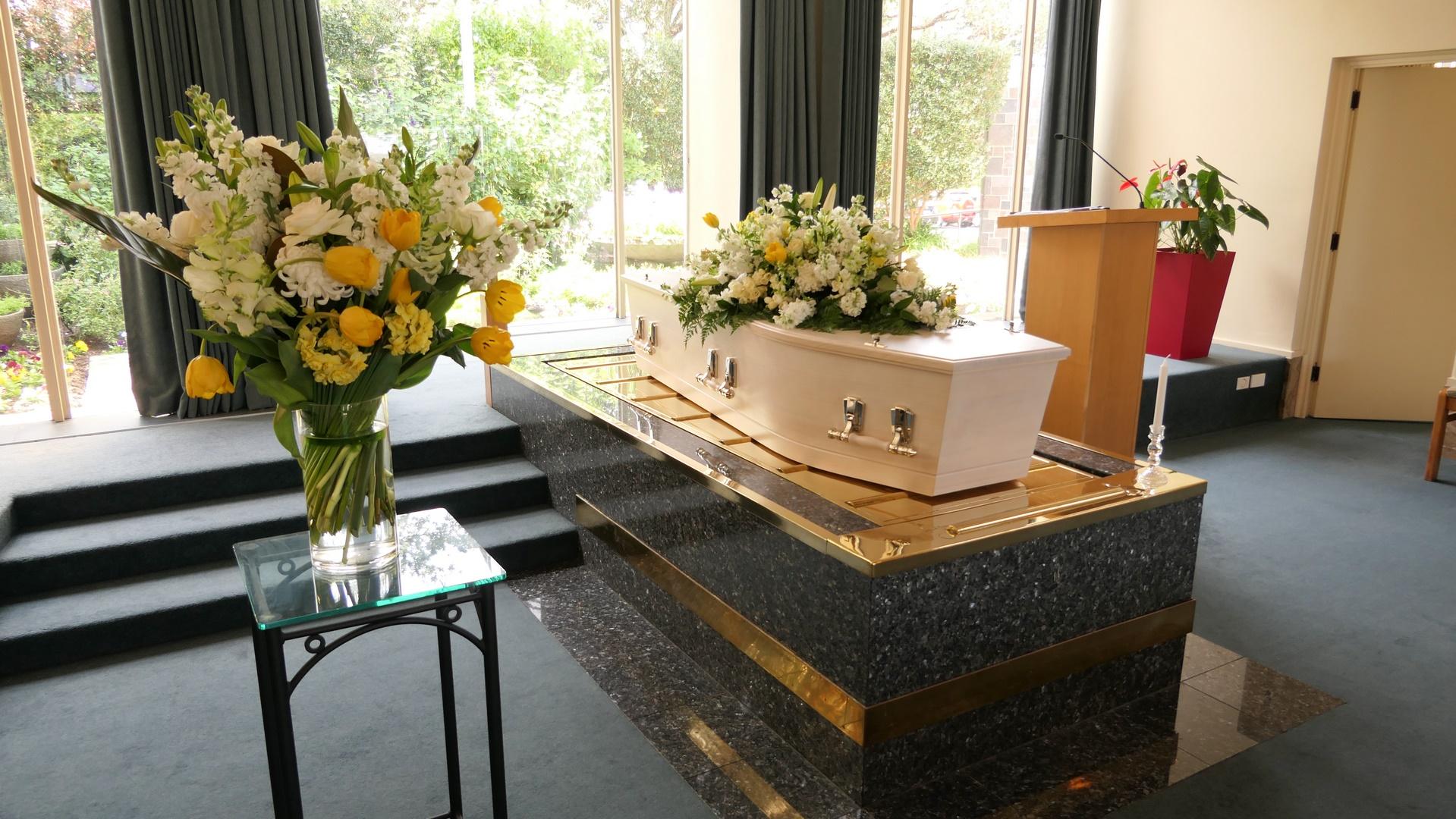 Usługi pogrzebowe w Szczecinie